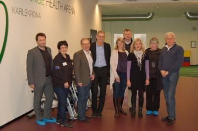 Blekinge Health Arena seminar organisers