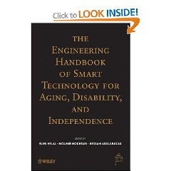 The Engineering Handbook of Smart Technology for Aging, Disability and Independence (Hardcover